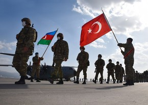 Azerbaijan and Turkey to increase number of joint military exercises