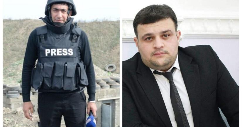 Парламент обратился в международные организации в связи с журналистами-шехидами