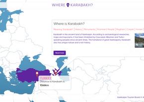 """""""Where is Karabakh"""" platorması istifadəyə verilib"""