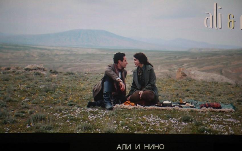 Əli və Nino filmi XXII Sofiya Beynəlxalq Film Festivalında nümayiş olunub