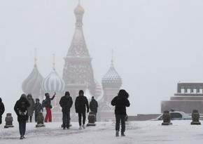 Rusiya əhalisi kəskin azalıb