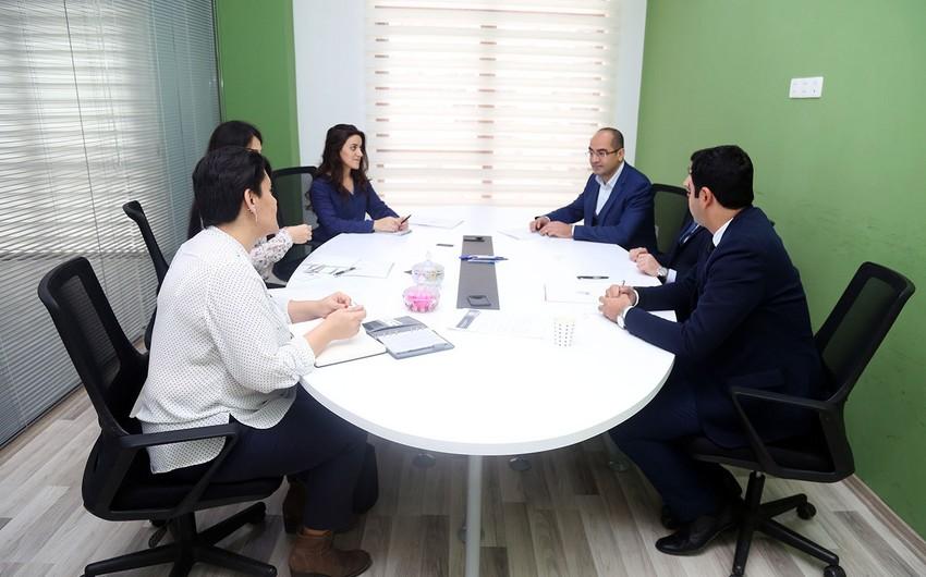 """Baku Business Factory"""" Böyük Britaniya şirkətləri ilə əlaqələri genişləndirir"""