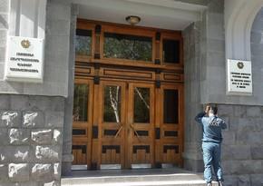 Ermənistanda prokurorlar qiyam edir