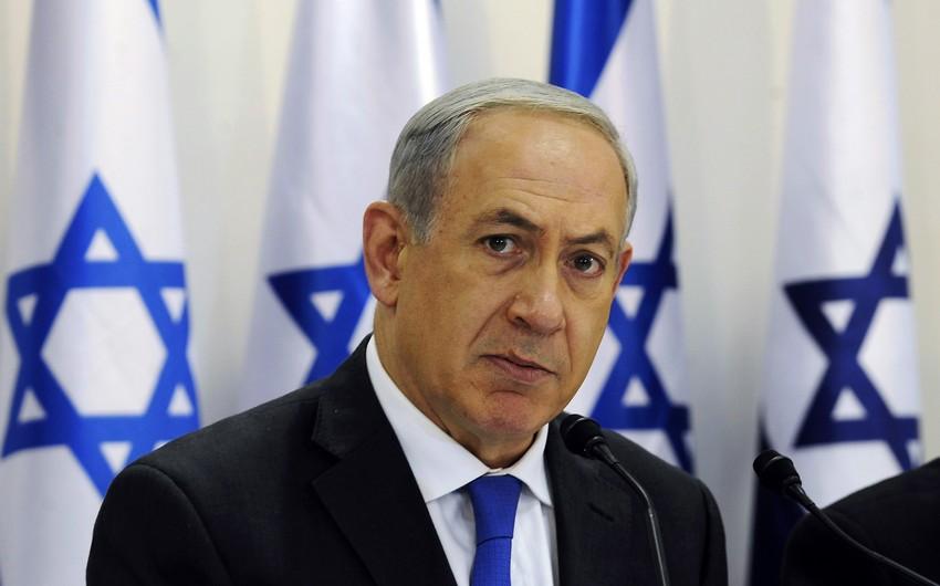 Binyamin Netanyahu: İsrail İranla müharibə etmək istəmir