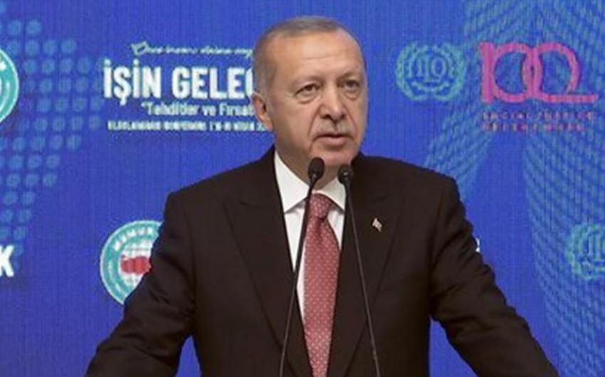 Эрдоган: Мы до конца продолжим борьбу в связи с результатами выборов
