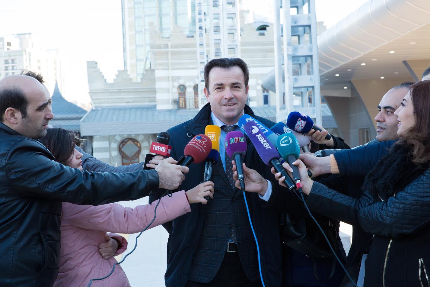 Стало известно имя миллионного пассажира, воспользовавшегося услугами электропоезда Баку-Сумгайыт-Баку