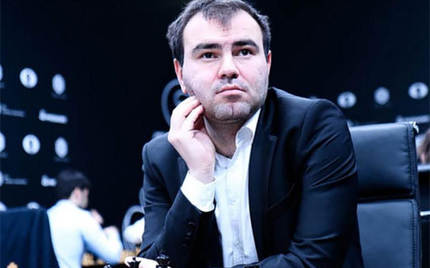 Tata Steel Chess: Şəhriyar Məmmədyarov britaniyalı Qaveyn Consla qarşılaşacaq