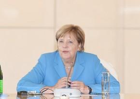 Angela Merkel BMT-nin iclasında iştirak etməyəcək