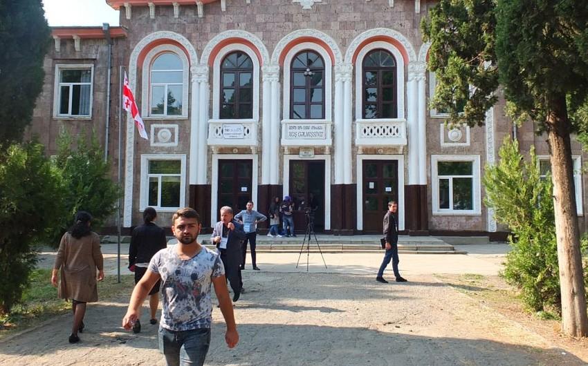 Azərbaycanlı namizəd Gürcüstanda parlament seçkilərinin ikinci turunda məğlub olub