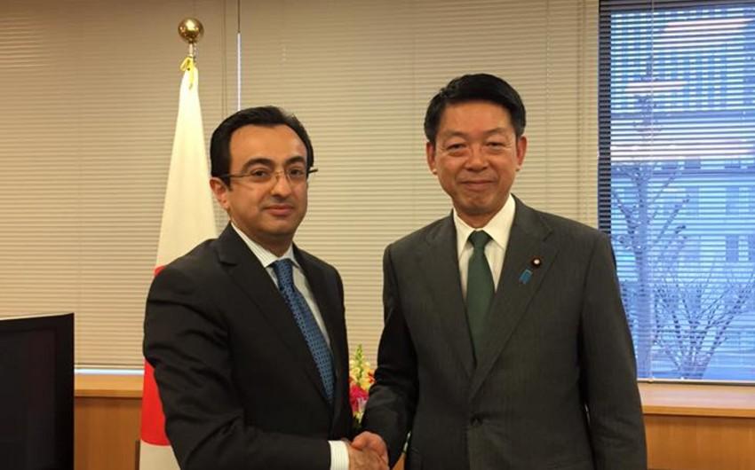 Азербайджан и Япония обсудили перспективы развития экономических и торговых отношений