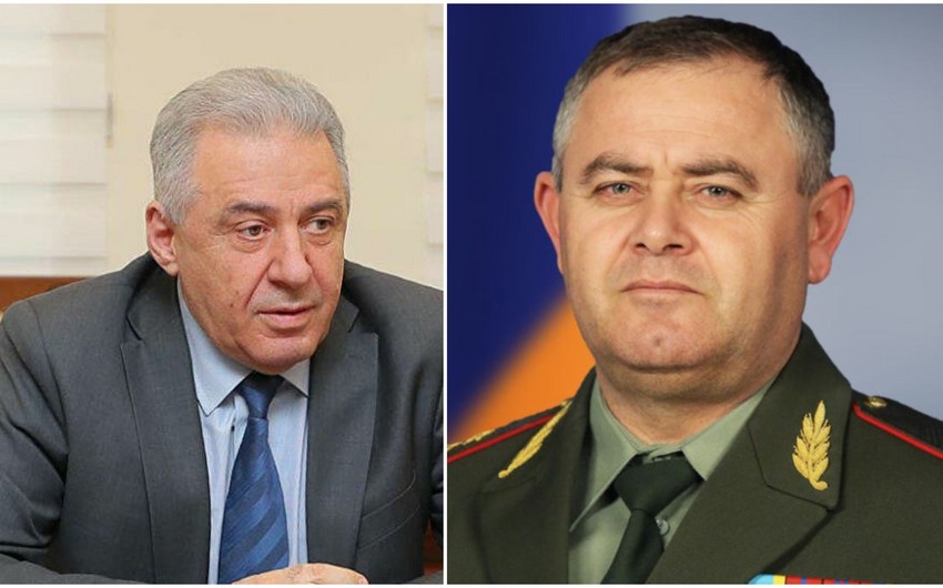 Между и.о. министра обороны Армении и главой генштабанапряженные отношения