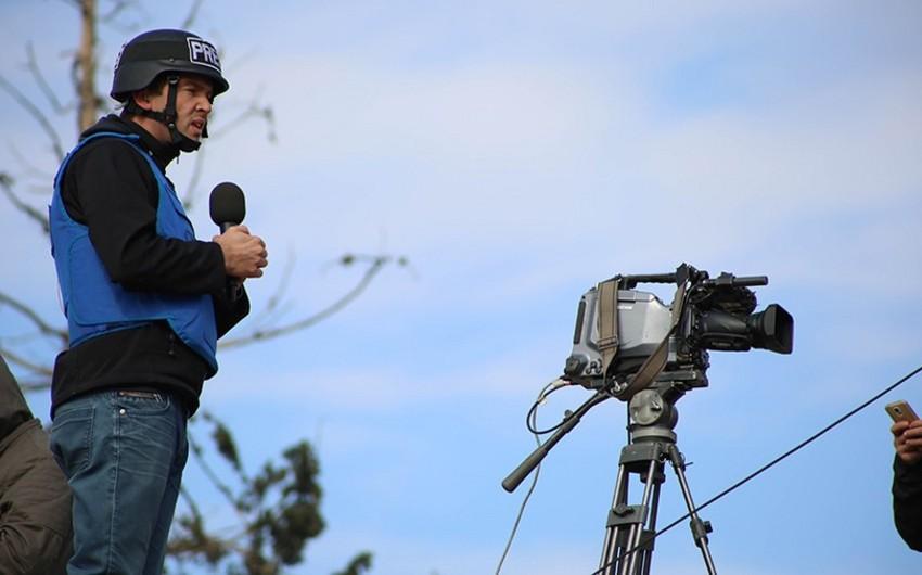 İlin əvvəlindən dünyada 56 jurnalist öldürülüb