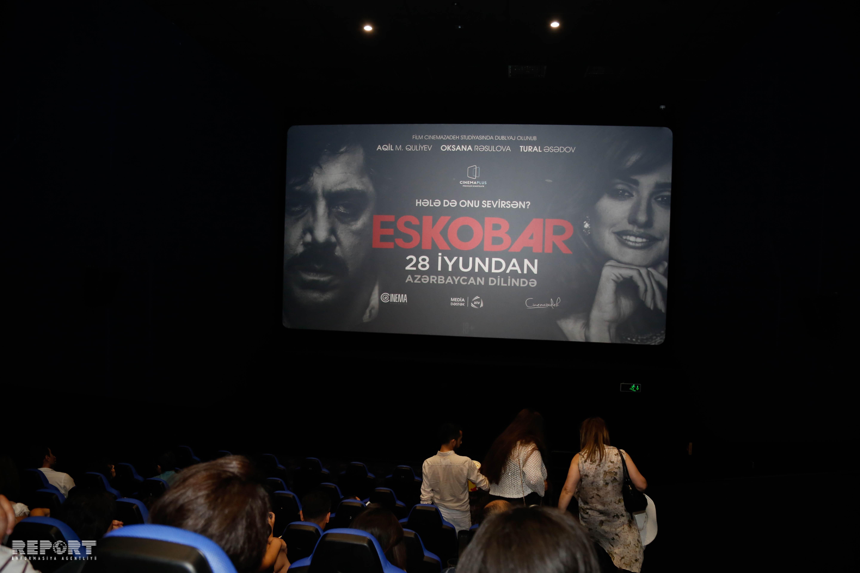 CinemaPlus Amburanda açıq havada yay mövsümünün təntənəli açılışı keçirilib - FOTO