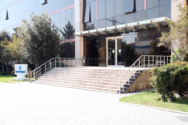 """""""Azəriqaz""""ın daha bir xidmət sahəsi fəaliyyətə başladı"""