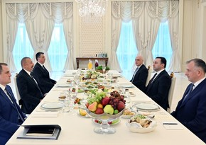 Ilham Aliyev: Azerbaijan-Georgia relations based on long history