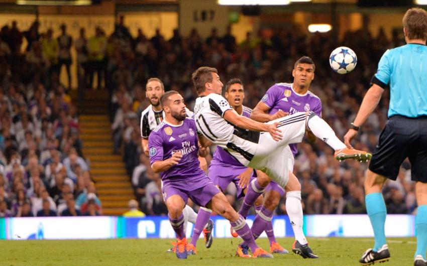 УЕФА выбрал топ-10 голов сезона в Лиге чемпионов - ВИДЕО