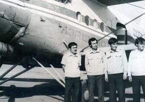 Honored pilots made flights to Karabakh