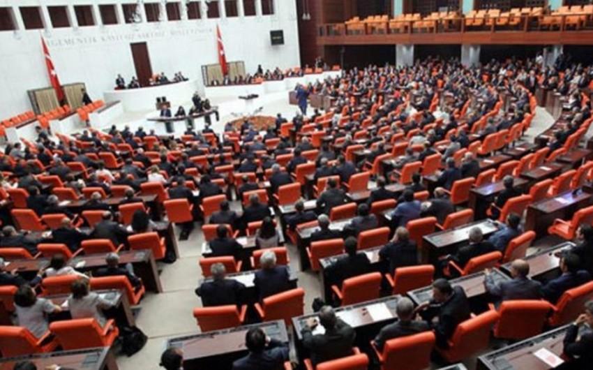 Türkiyə parlamenti ziyarətçi qəbulunu dayandırdı
