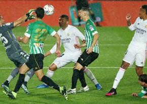 Реал продлил беспроигрышную серию в Ла Лиге