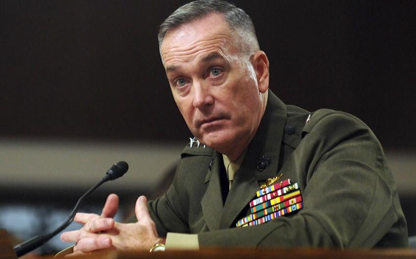 Сенат США утвердил генерала Джозефа Данфорда на пост главы Комитета начальников штабов
