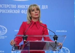 Захарова назвала два компонента мирного сосуществования азербайджанцев и армян