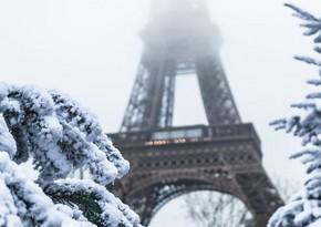 32 French departments declare orange alert
