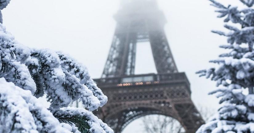 Fransada hava təhlükəsi elan olunub