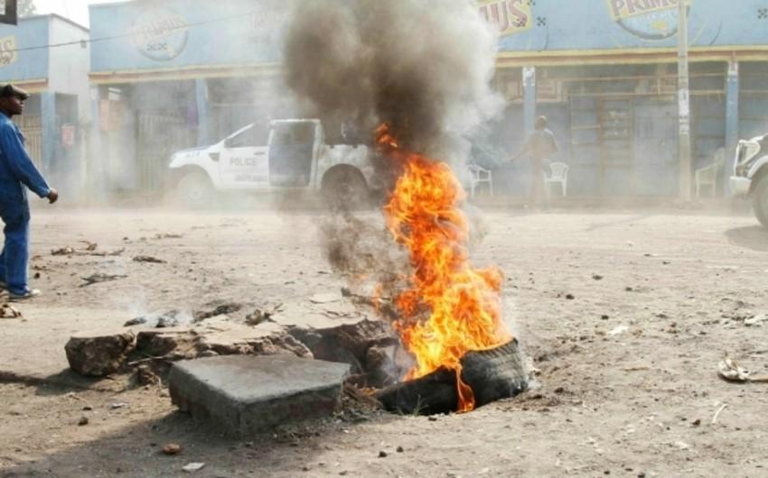 Konqo Demokratik Respublikasında toqquşmalar nəticəsində 16 nəfər ölüb