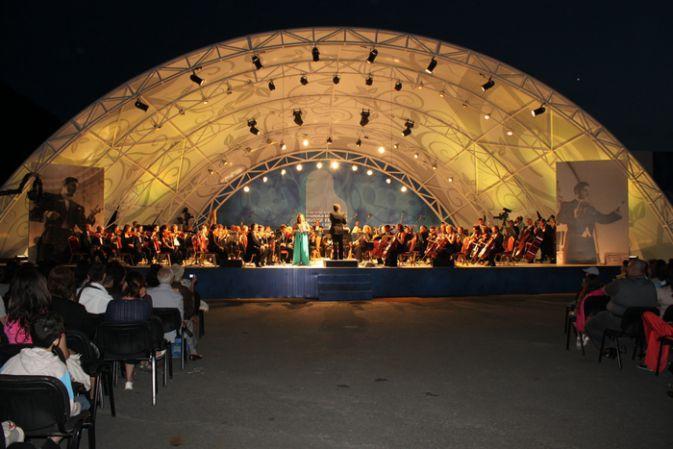 Uzeir Hajibeyli 6th International Music Festival will be held in Baku