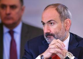 Pashinyan explains reason for signing surrender agreement