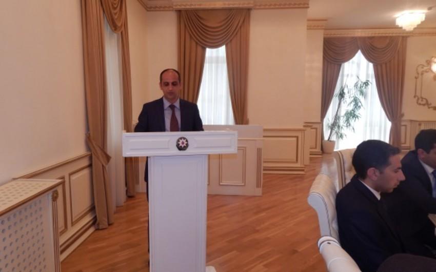 """Ucarda """"Dünyəvi dövlətdə din: Azərbaycan modeli"""" mövzusunda seminar-müşavirə keçirilib"""