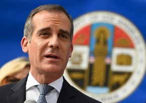 Los Angeles Mayor condemns violence  against Azerbaijani community members
