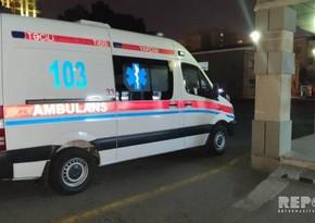 В Хырдалане автомобиль сбил ребенка