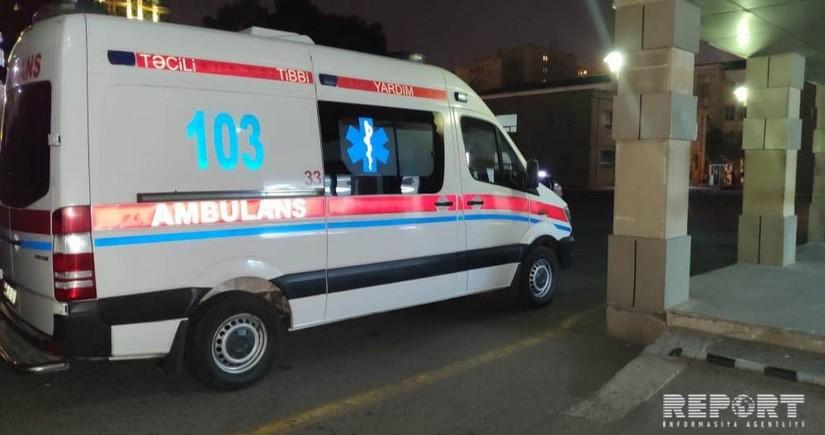 Xırdalanda avtomobil 7 yaşlı uşağı vurdu