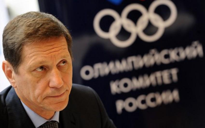 Jukov: Rusiyada birinci Avropa Oyunlarının bütün yarışlarının yayımlanması planlaşdırılır