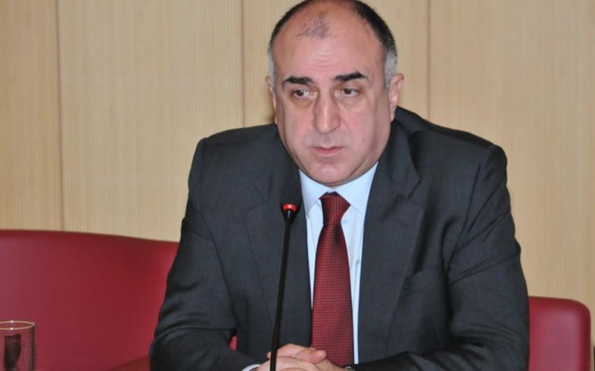 Elmar Məmmədyarov: Ermənistan beynəlxalq ictimaiyyəti aldadır