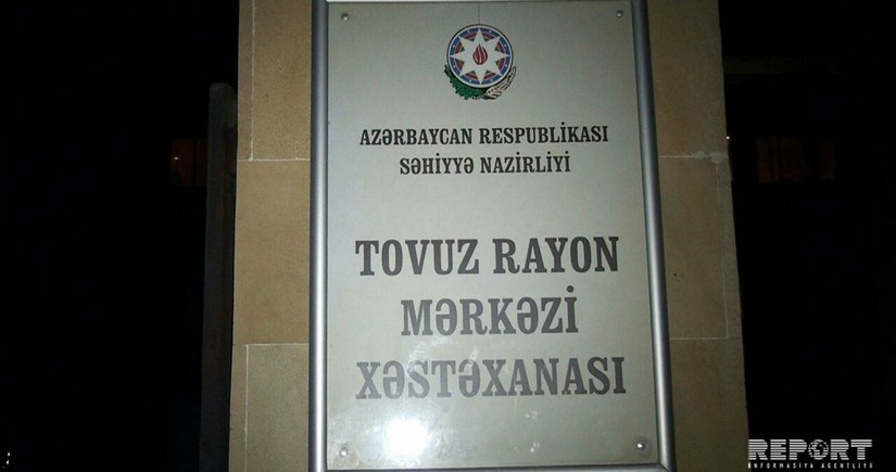 Tovuzda yol qəzasında 3 nəfər xəsarət alıb