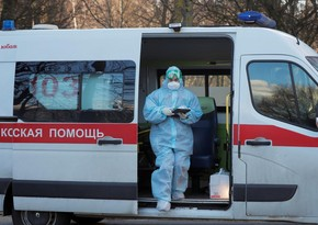 Russia reports almost 6 thousand new COVID-19 cases