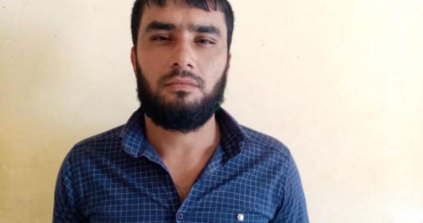Задержаны 14 человек, пытавшихся незаконно пересечь границу Грузии