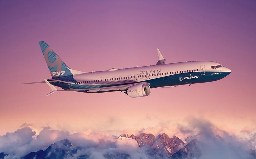 Boeing gələn il 737 MAX təyyarələrinin istehsalını dayandıracaq
