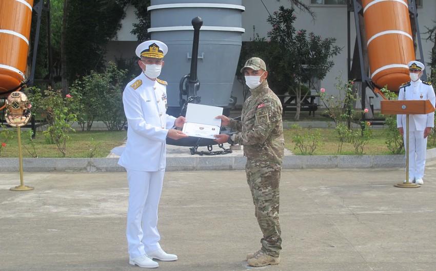 Азербайджанские военные успешно завершили международный курс в Турции