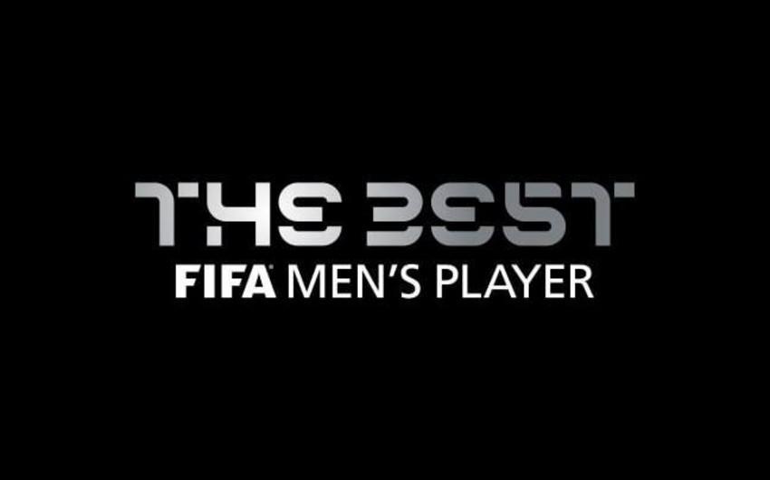 FIFA ilin futbolçusu adına yekun namizəd üçlüyü açıqlayıb