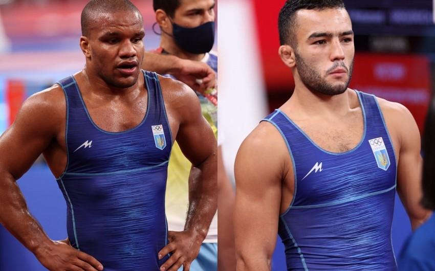 Ukraynalı deputat olimpiya çempionu azərbaycanlı güləşçini tərifləyib