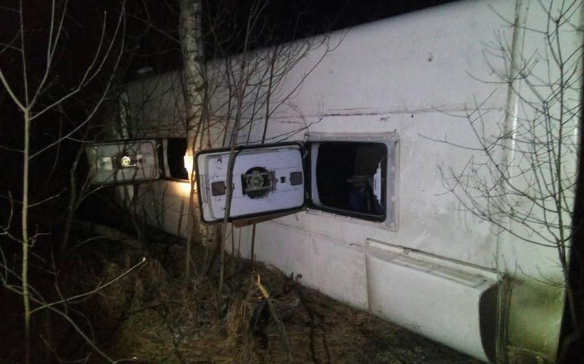 Число пострадавших в ДТП в Нижегородской области выросло до 25 человек