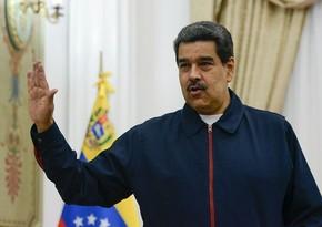 Maduro Trampın onunla gizli danışıqlar cəhdi barədə bildirib