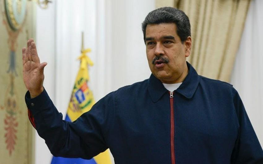 Мадуро заявил о готовности к диалогу с оппозицией Венесуэлы