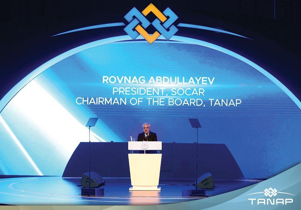 Rövnəq Abdullayev: Biz Türkiyənin ikinci ən böyük qaz tədarükçüsünə çevrilmək əzmindəyik