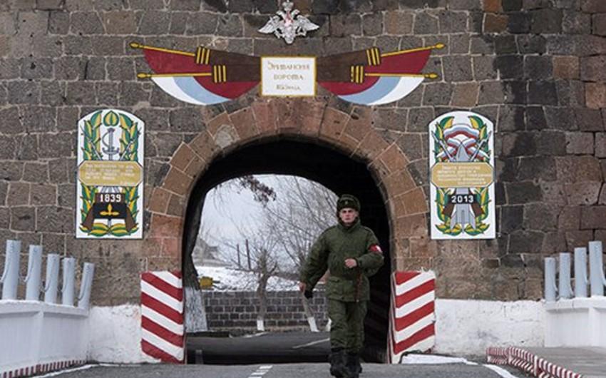 Rusiyanın Ermənistandakı hərbi bazasının hərbçiləri itkin düşüb - YENİLƏNİB