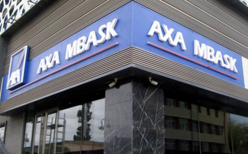 AXA-Mbask sığorta şirkəti aktivlərini artırıb