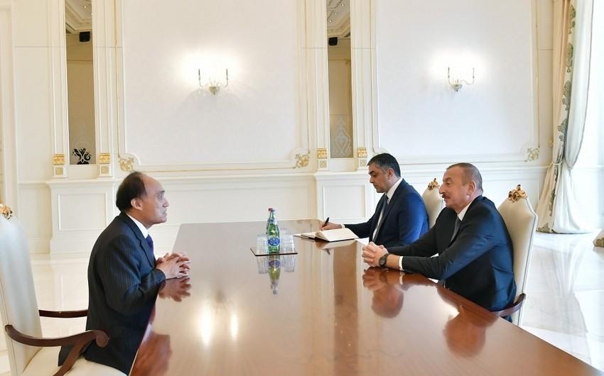 Prezident İlham Əliyev Beynəlxalq Telekommunikasiya İttifaqının baş katibini qəbul edib - YENİLƏNİB